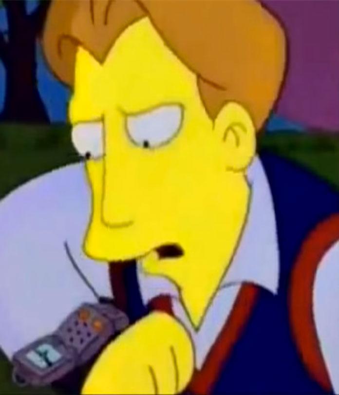 Smartwatches Simpsons Vorhersagen