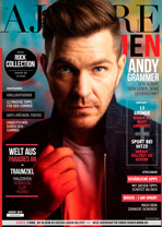 AJOURE Men Cover Monat August 2019 mit Andy Grammer