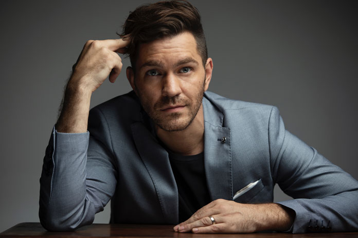 Andy Grammer Interview