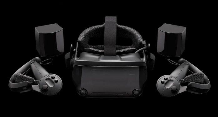 Valve Index: Alles über die neue VR-Brille von Steam