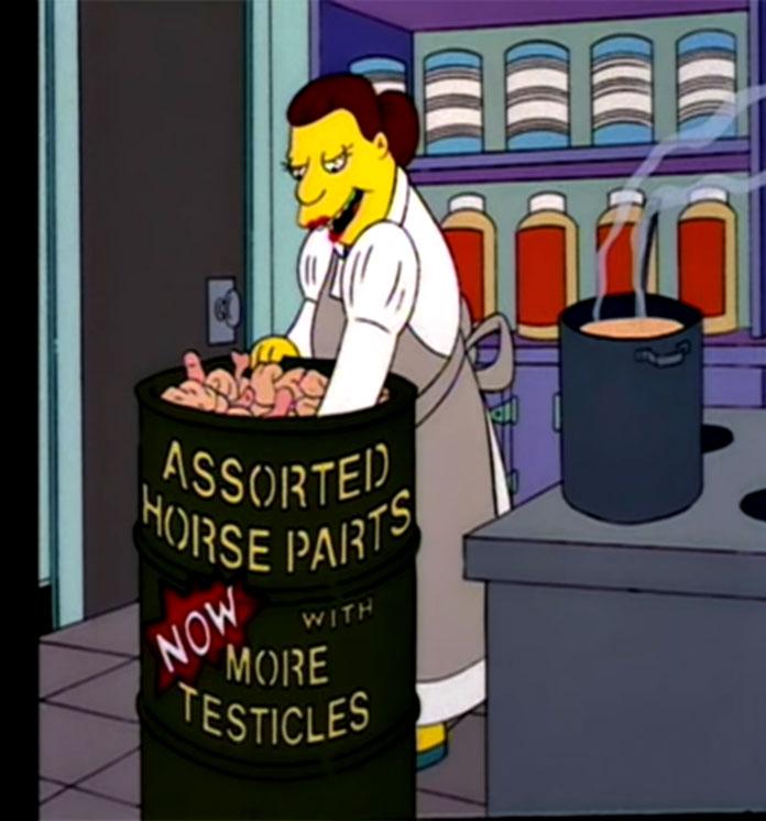 Pferdefleischskandal Simpsons Vorhersagen