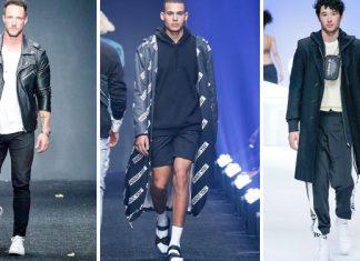 Black - Trendfarbe schwarz