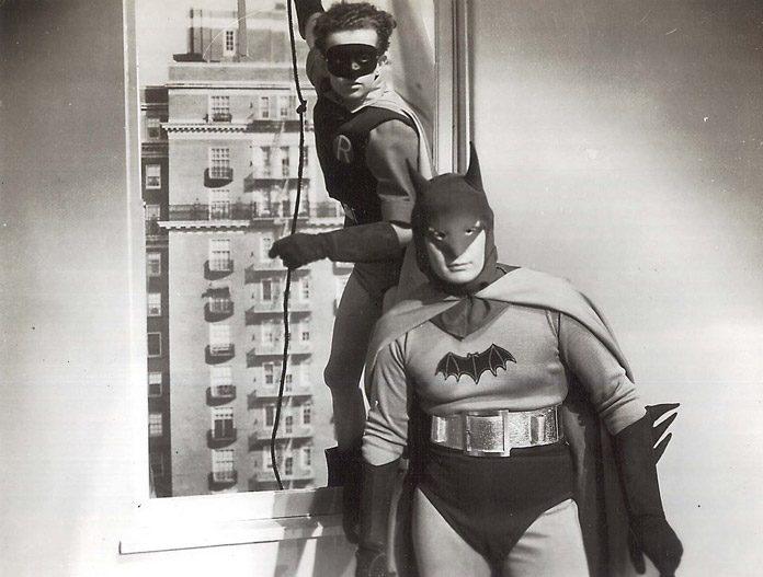 Lewis Wilson in Batman und Robin