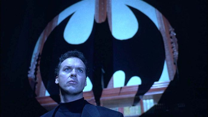Michael Keaton in Batmans Rückehr