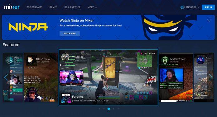 Microsoft Mixer: Alles über die neue Konkurrenz für Twitch