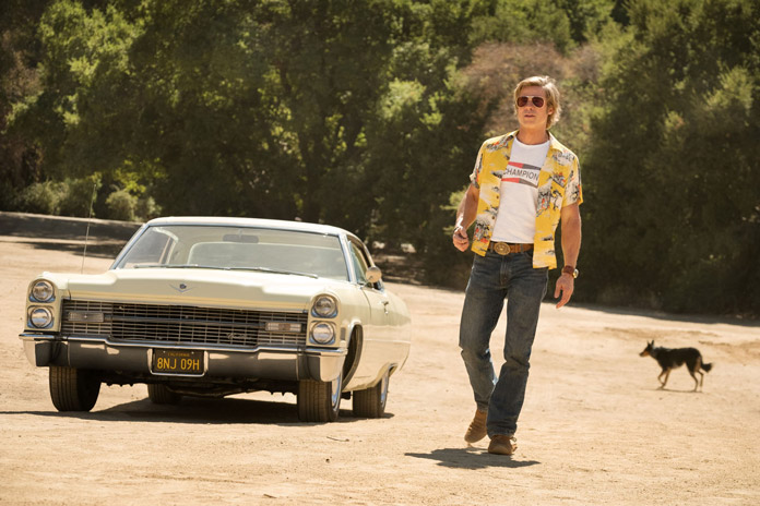 Cliff Booth (Brad Pitt)