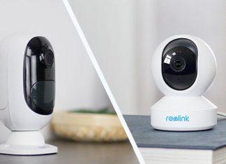 Gewinne eine Reolink WLAN-IP-Kamera E1 Pro und Argus 2!