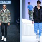 Street-Styles: Camouflage und Jogginghose