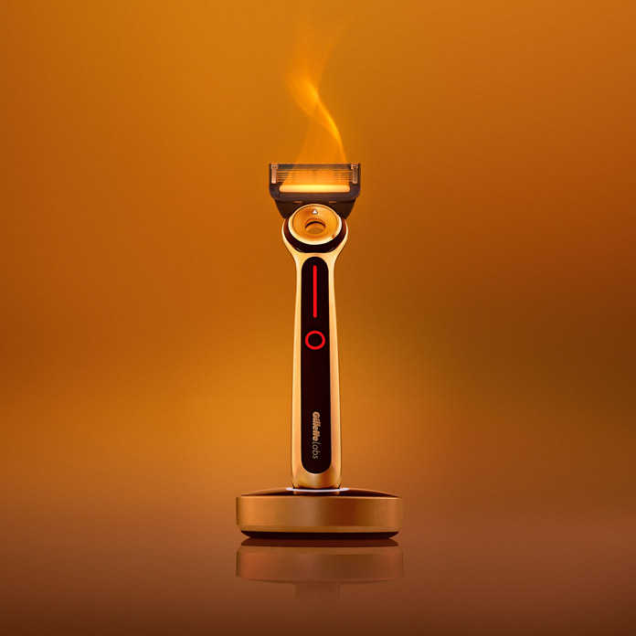 GilletteLabs Heated Razor