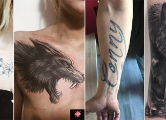 Tattoo geplant? Denk nach, bevor es ein Cover-up wird