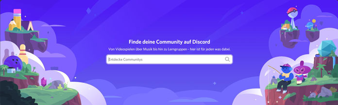 Discord Discovery