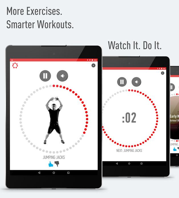 J&J Official 7 Minute Workout