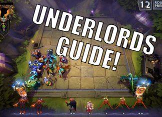 Dota Underlords Titelbild Guide