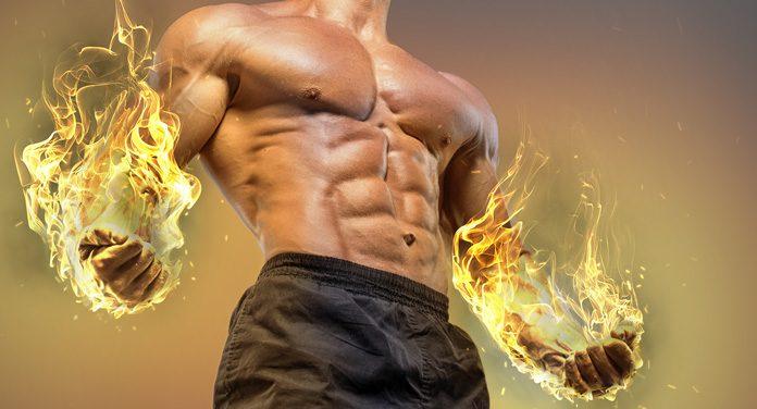 Diät, um Fett zu verbrennen und Muskelmasse Männer zu gewinnen