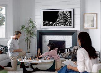 Schicke Fernseher, die niemandem auffallen