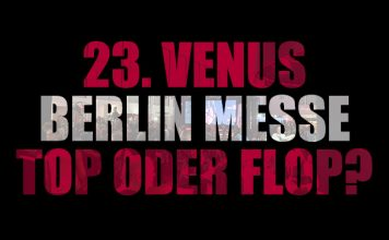 Venus Berlin 2019 Cover