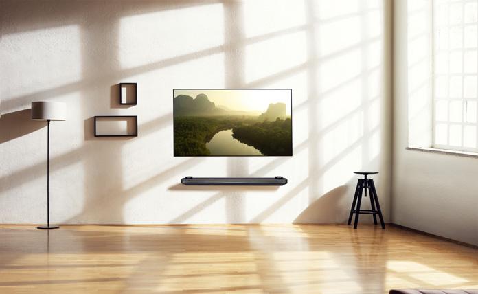 LG Signature TV W