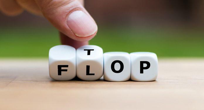 Flops 2019: Wenn´s anders kommt, als gedacht