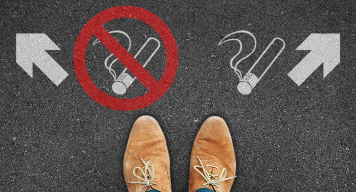 Sinnvolle Methoden, um mit dem Rauchen aufzuhören