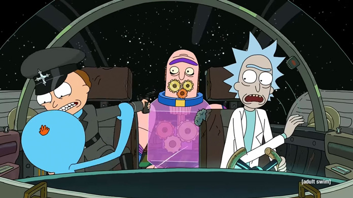 Rick und Morty Staffel 4