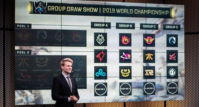 Worlds: Alles über die League of Legends Weltmeisterschaft