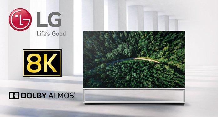 LG SIGNATURE OLED TV Z9