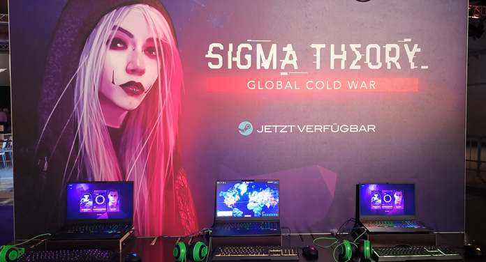 EGX 2019 Sigma Theory