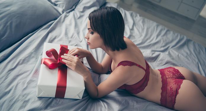 Verschenke deinen Penis - das besonders erotische Geschenk