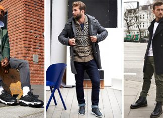 #Streetstyles: Cool durch den Winter