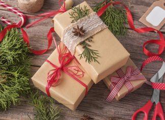Geschenke verpacken, aber nachhaltig bitte!