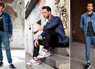Jeans-Style im November