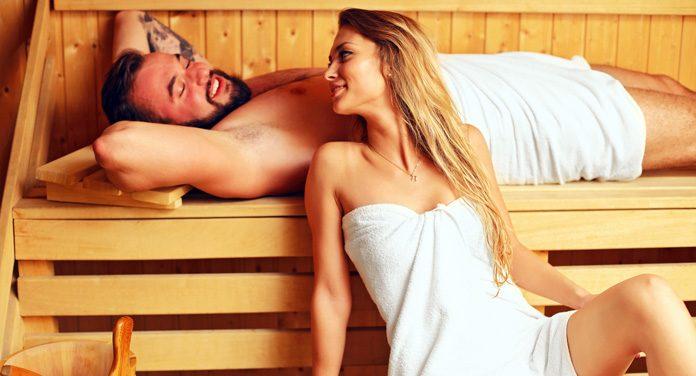 Der große Sauna-Knigge für Männer