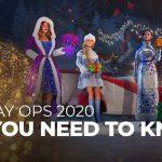 Das Holiday Ops 2020 Event von World of Tanks