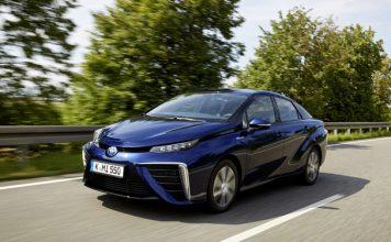 Toyota Mirai: Wie Toyota den Wasserstoff-Antrieb forciert
