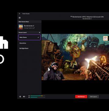 Twitch Studio – endlich eine hauseigene Lösung von Twitch