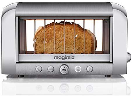 Glas-Toaster