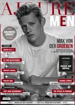AJOURE Men Cover Monat Februar 2020 mit Max von der Groeben