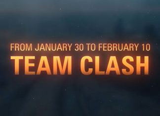 World of Tanks: Team Clash Event
