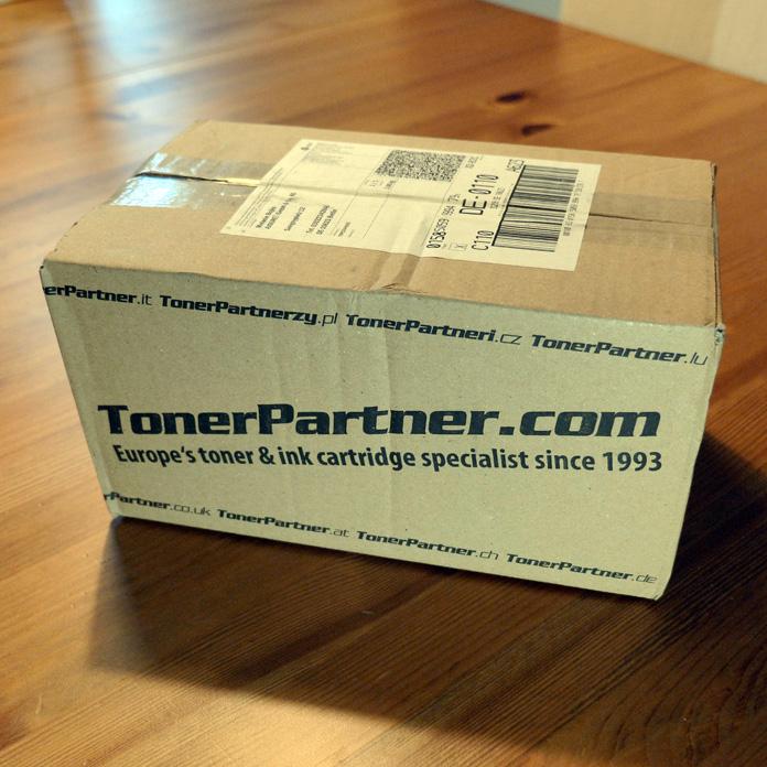TonerPartner.de Paket