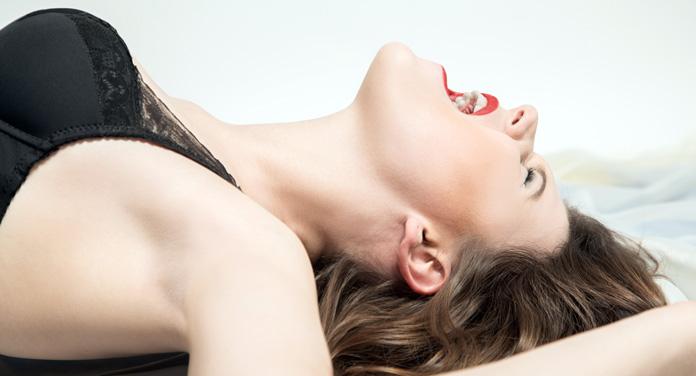 Studie: Warum Frauen im Bett wirklich stöhnen