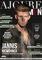AJOURE´ Men E-Magazin Cover