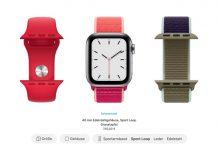 Apple Watch Studio: Stelle dir deine individuelle Apple Watch zusammen