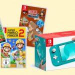 Gewinne zum Valentinstag eine Nintendo Switch Lite mit 3 tollen Spielen!