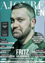 AJOURE Men Cover Monat April 2020 mit Fritz Kalkbrenner
