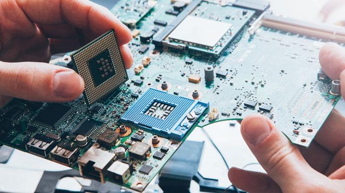 Mainboard defekt CPU