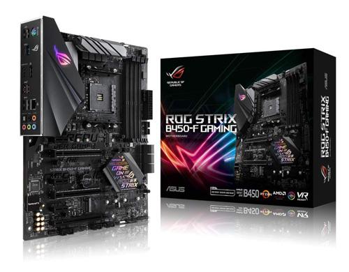 Asus ROG Strix B450-F Gaming Mainboard Sockel AM4