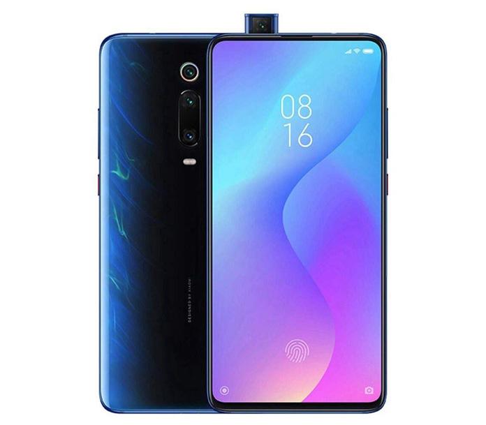 Xiaomi Mi 9T Dual SIM 128GB 6GB RAM , blau (Glacier Blue) SIM Free