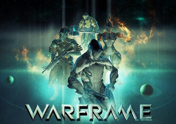 Warframe Artwork