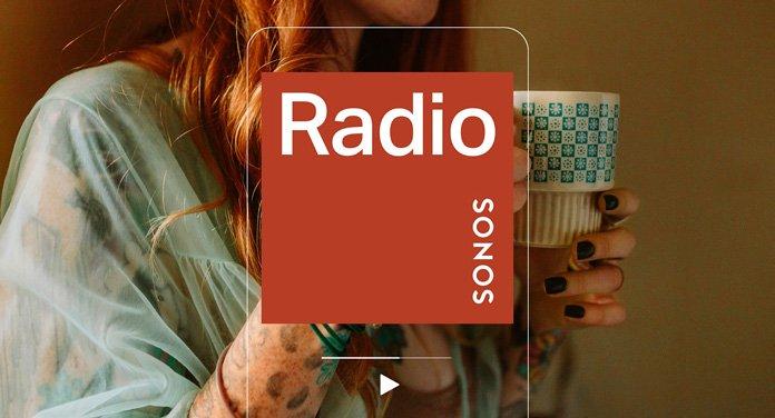 Sonos startet eigenen Radiodienst