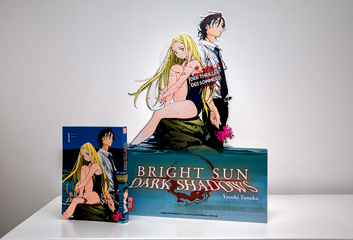 Buchtipp Bright Sun – Dark Shadows